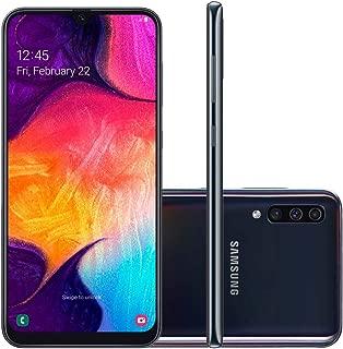 Smartphone Samsung Galaxy A50, 64Gb, Tela 6.4'', Preto, Sm-A505Gzkbzto
