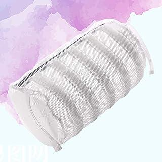 TOPBATHY Zippered Shoes Washing Bag Shoes Storage Bag Laundry Bag Durable Washing Bag Shoes Net Bag for Travel