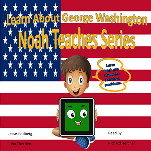 Learn About George Washington cover art