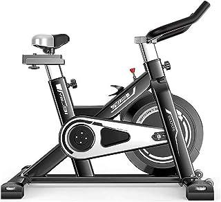 第2世代フィットネスバイク スピンバイク ダイエット器具 組み立て簡単 静穏 トレーニング トレーニングバイ 高級クペダル 連続使用時間無制限