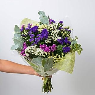 Ramo de Siemprevivas Japan - Flores RECIÉN CORTADAS y NATURALES de Gran Tamaño - ENTREGA EN 24h con Dedicatoria Personaliz...