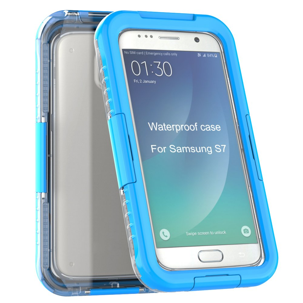 Yihya Outdoor Funda Impermeable para Samsung Galaxy S7 Edge G9350 ...