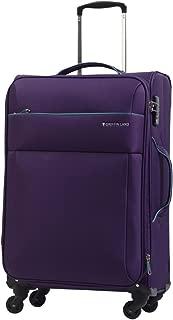 [グリフィンランド]_Griffinland TSAロック搭載 スーツケース ソフトケース 超軽量 AIR6327(solite) ファスナー開閉式 S型国内・国際線機内持込可 5色3サイズ