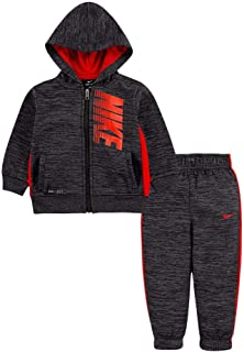 Kids Boy's Therma-Fit Color Block Full Zip Jacket and...