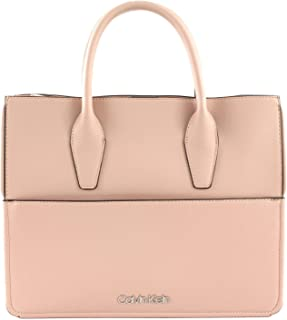 Calvin Klein Assorted Tote Womens Shopper Bag One Size Nude