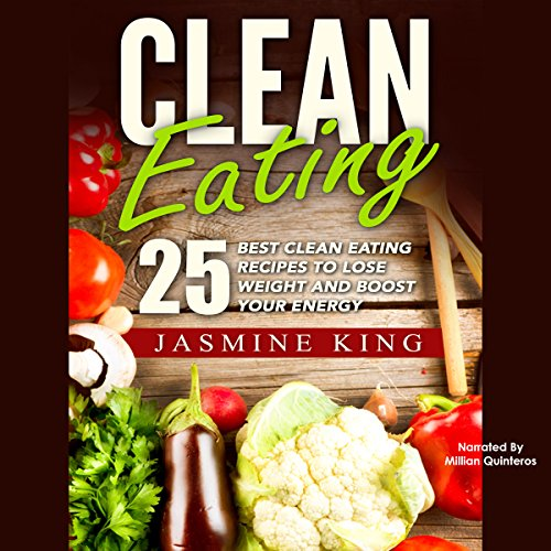 Clean Eating audiobook cover art