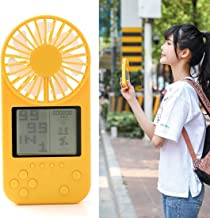 HAIMEI Household Appliances Electric Fans F2 Mini Handheld Game Electric Fan, with 3 Speed Control Cooling Fan