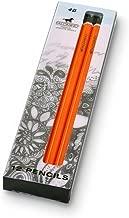 Palomino Graphite Pencils - 4B Orange - 12 Count