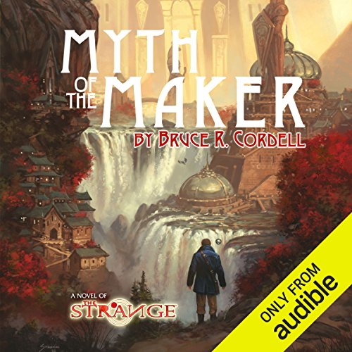 Myth of the Maker audiobook cover art