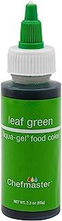 Chefmaster Liqua-Gel Food Color 2.3 oz. - Leaf Green