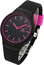 Top Plaza Womens Girls Silicone Analog Quartz Wrsit Watches Fashion Casual Colorful Sport Jelly Watch