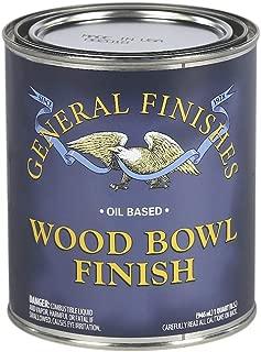 General Finishes SBQT Wood Bowl Finish 1 Quart