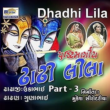 Pushti Margiya Dhadhi Lila, Pt. 3 (Lok Sahitya Geet)