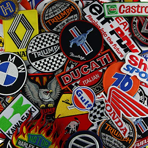 Parche Ducati  marca Patch