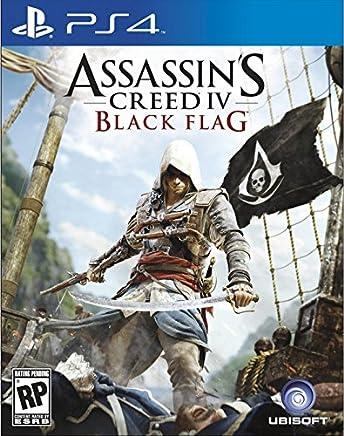 Ubisoft Assassins Creed Iv Black Flag [Playstation 4]