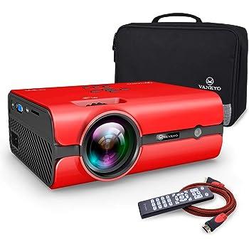 vankyo Leisure 510/Proyector retroproyector 3600/lumens LED proyector Apoyo HD 1080p, 200/gr/áfico, HDMI, AV, VGA y USB