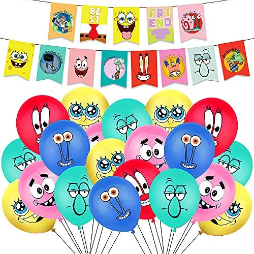 Globos para decoración de fiestas, globos de cumpleaños para niños, baby shower, cumpleaños