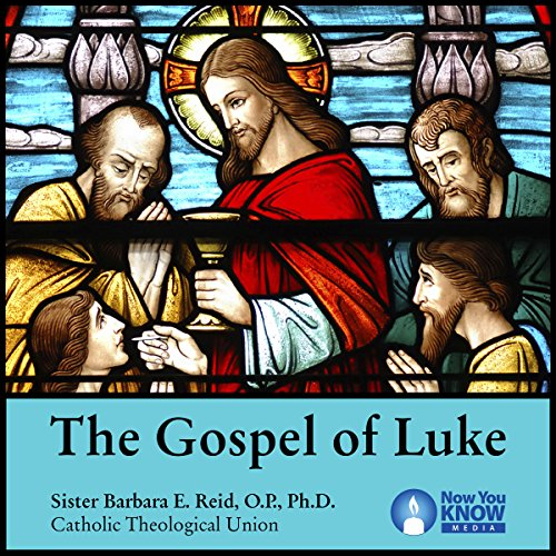 The Gospel of Luke audiobook cover art