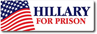 Best hillary clinton for prison sticker Reviews