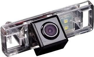 Dualis//Navara//Juke Waterproof Rear-view License Plate Car Rear Reverse Parking Camera for Nissan Sunny//Qashqai//X-Trail//Geniss//Pathfinder 2005-2011 Dynavsal Backup Camera for Car