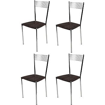 t m c s Tommychairs Set 4 sedie Elegance per Cucina Bar e