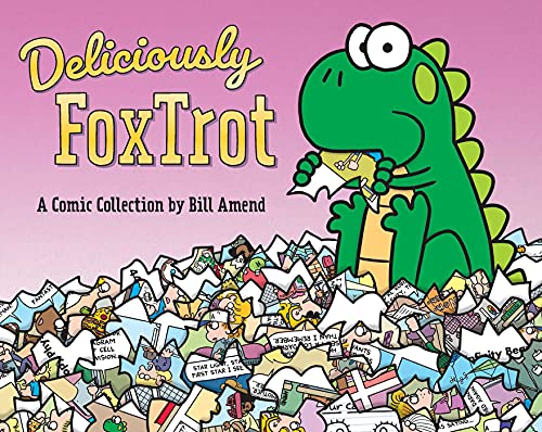 Deliciously FoxTrot (Volume 43)