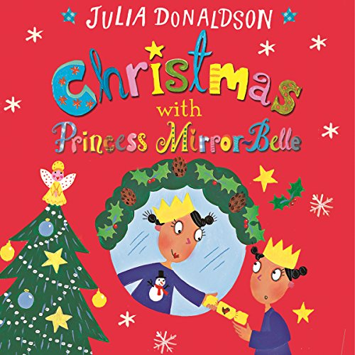 Couverture de Christmas with Princess Mirror-Belle