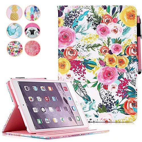 MOKASE iPad Mini 5 case, iPad Mini 1 2 3 4 Case, Flip PU Leather Wallet...