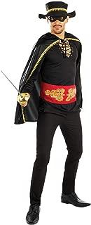 Mens Robin Hood Costume Adults Scarecrow Samurai Victorian Zorro Outfits