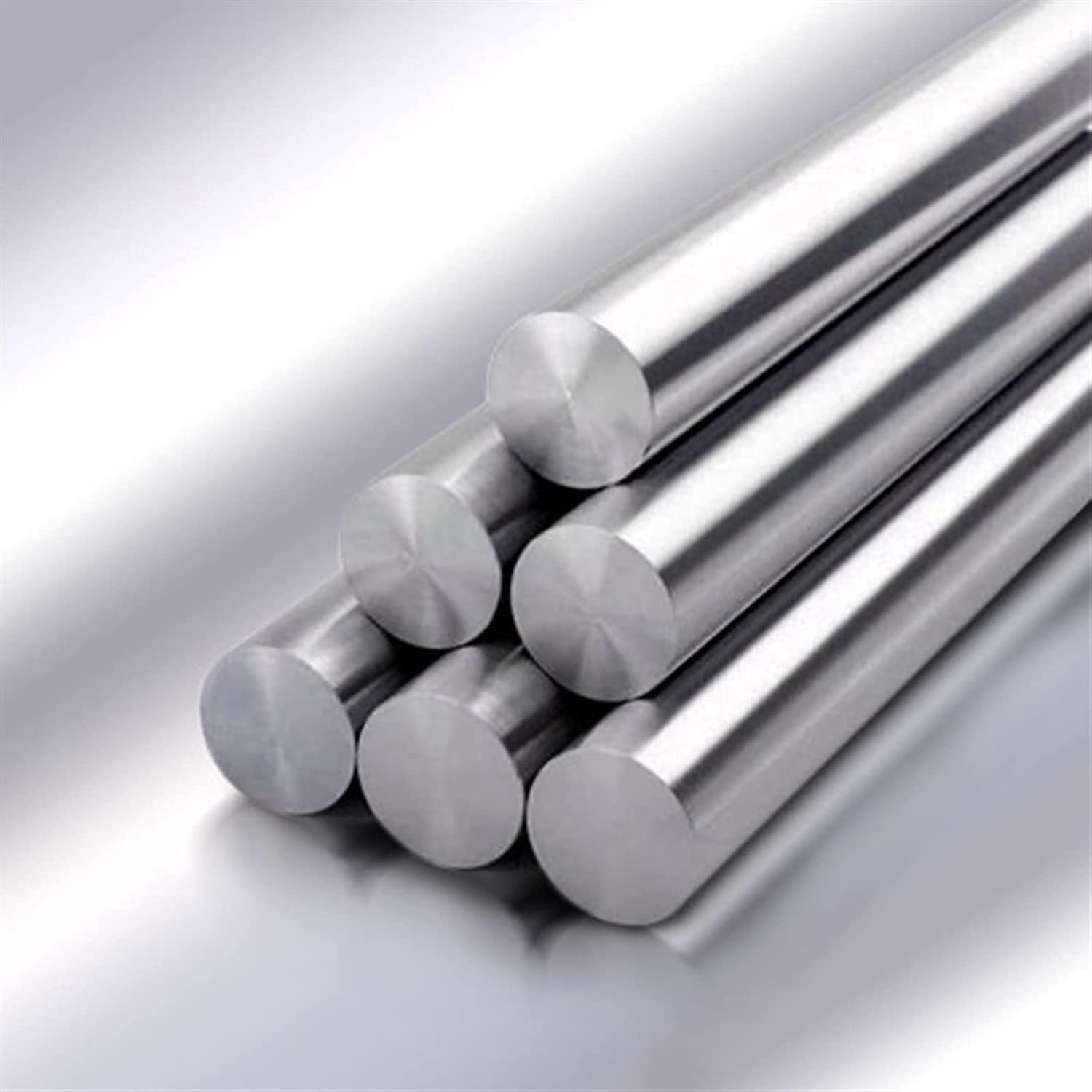 Stainless Special Campaign Steel Rod Round Silver Japan Maker New #45 Ground Shaf Stock