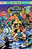 DC Primal Age #1 100 Page Giant Comic Book based on the Funko Toy Line