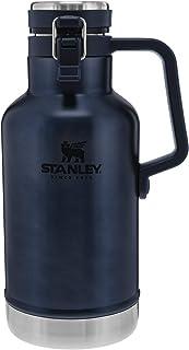 Stanley Classic Vacuum Growler, 64 oz Capacity, Stainless Steel, Nightfall