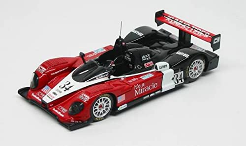 NEWES Spark Model S0132 Courage AER Miracle N.34 LM05 1 43 MODELLINO Die Cast Model