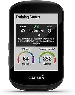"""Garmin Edge 530 – GPS Fahrradcomputer mit 2,6"""" Farbdisplay, umfassenden Leistungsdaten, vorinstallierter Europakarte zur Navigation & bis zu 20 h Akkulaufzeit, MTB Kennzahlen & Smart Notifications"""