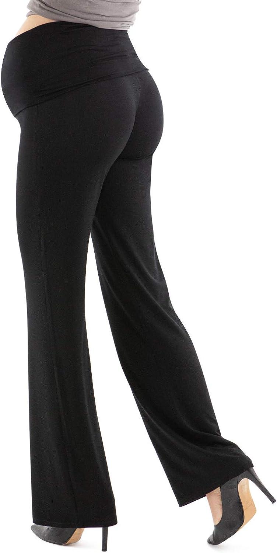 Elegantes Para Cada Ocasi/ón Una Verdadera Alegr/ía Para el Embarazo MAMAJEANS Pantalones de Maternidad Para Relajarse Made in Italy Ultra C/ómodos