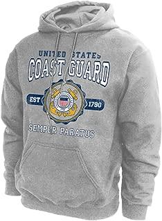 U.S. Coast Guard Hoodie Sweatshirt - Semper Paratus