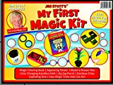 Jim Stott's 'My First Magic Kit' for Kids, Magic Tricks Set for Girls and Boys, Appearing Flower,...