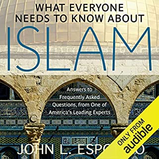 What Everyone Needs to Know about Islam, Second Edition audiobook cover art