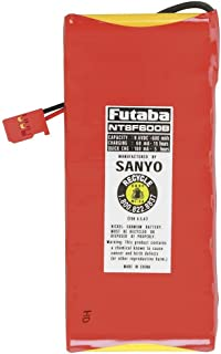 Futaba NT8F600B TX NiCd 9.6V 600mAh Flat