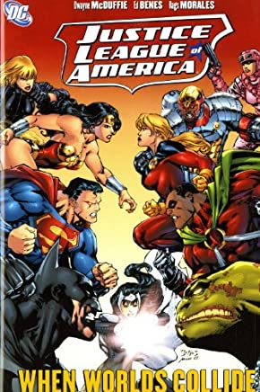 Justice League of America: Worlds Collide v. 6