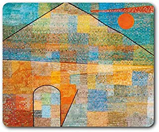 Paul Klee Mouse Pad - Ad Parnassum, 1932 (9 x 7 inches)
