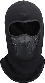 Men's Winter Balaclava Face Mask Cold Weather Windproof Fleece Ski Ninja Mask