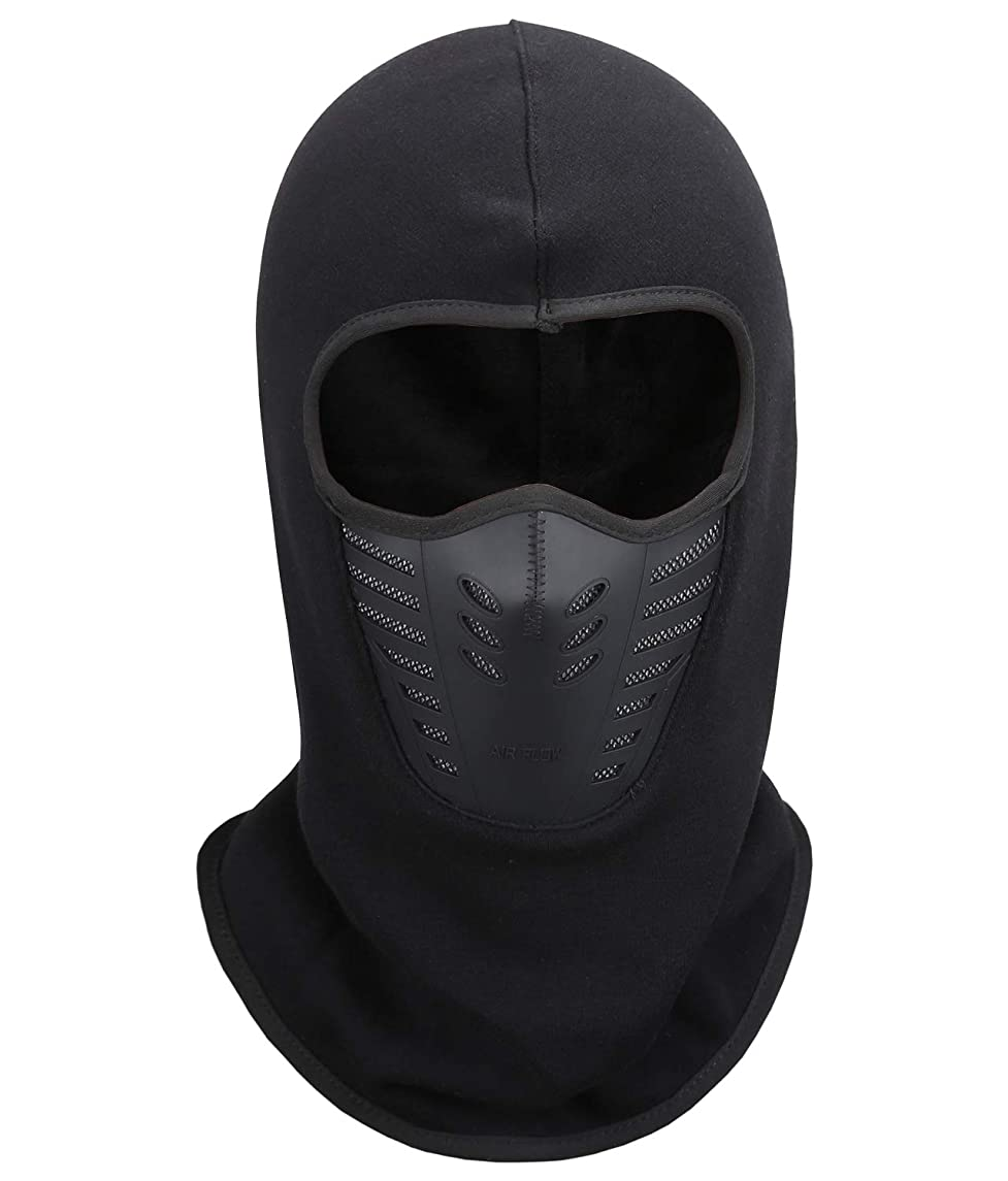 Fantastic Zone Men Winter Balaclava Face Mask Cold Weather Windproof Fleece Ski Mask Ninja Mask