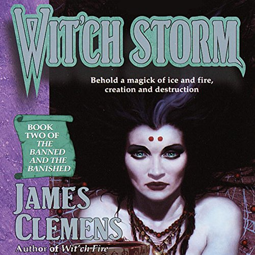 Wit'ch Storm audiobook cover art