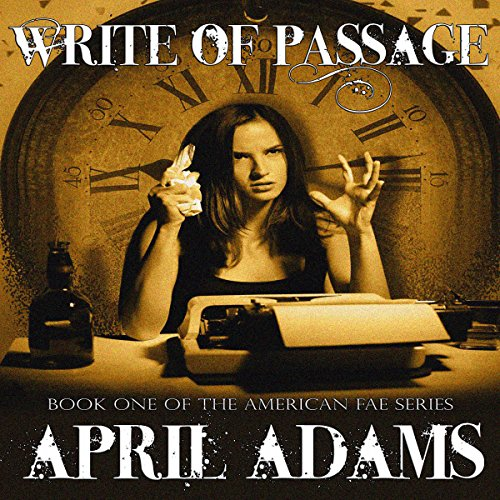 Write of Passage audiobook cover art