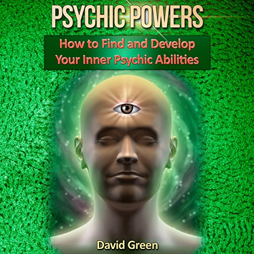 Psychic Powers audiobook cover art