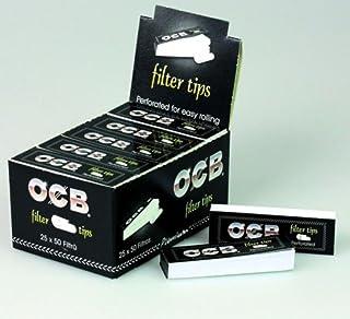OCB geperforeerde filtertips