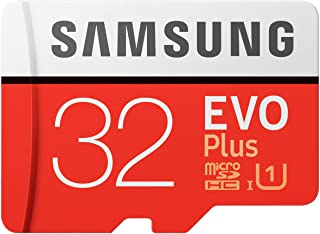 Samsung EVO Plus MicroSDHC Kart 95 MB/s (SD Adaptör), 32 GB