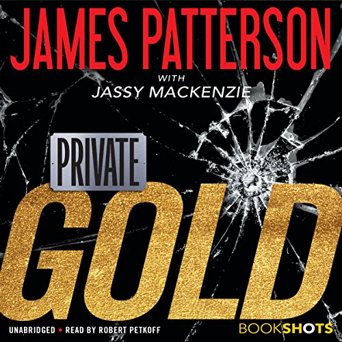 Private: Gold audiobook cover art