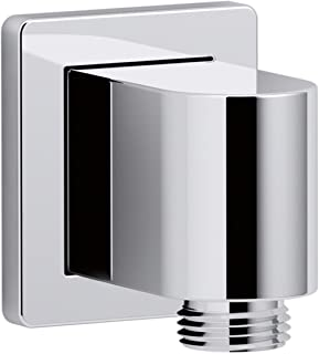 KOHLER K-98350-CP Awaken Wall-Mount Supply Elbow, Polished Chrome
